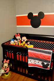 Mickey Mouse Crib Bedding Sets Mickey Mouse Crib Bedding Set For Baby Palmyralibrary Org
