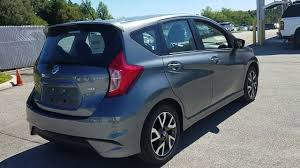 nissan versa note sr new 2017 nissan versa note sr cvt at hill nissan new n71239 youtube