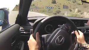 lexus diesel hibrido prueba lexus is 300h hybrid f sport 2013 luxury test drive