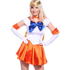 sailor moon uranus venus costume cosplay party uniform fancy