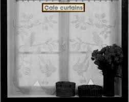 Cafe Curtain Pattern Crochet Curtain Pattern Crochet Patterns Filet Crochet Pattern