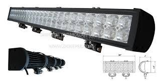 automotive led light bars 39 144w auto led light bar from shineper technology company limited