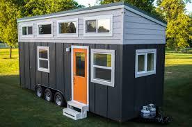 tiny house on wheels serves family of four tiny house tiny house