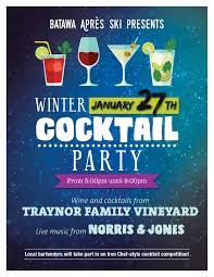 cocktail party details