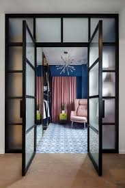 colorful modern interiors in hong kong clean fresh and