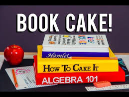 how to make a back to book cake chocolate cakes inspired
