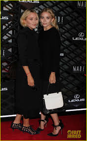 lexus amanda and nick olsen twins u0026 sarah jessica parker lexus design event photo