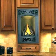 in wall gas fireplaces vented s wall mounted gas fireplace ventless