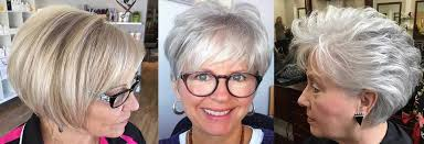 16 stylish short hairstyles for older women
