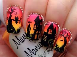 20 amazing halloween nail art designs ideas trends u0026 stickers