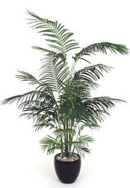 artificial areca palm tree in planter accessories floral