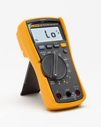 fluke fluke 117 true rms digital multimeter amazon in industrial