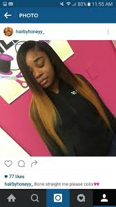 Two Tone Ombre Hair Extensions by Hair 100 2 Tone 7a Brazilian Straight Blonde Ombre Hair