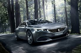 new peugeot cars 2017 next gen 2017 peugeot 508 will feature 2nd gen u0027i cockpit u0027