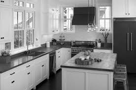 All White Kitchen Cabinets Do Like This All White Kitchen With Grey Counter Top Would Be Nice