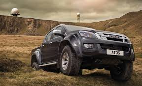 isuzu d max arctic trucks at35 the perfect pickup to make your