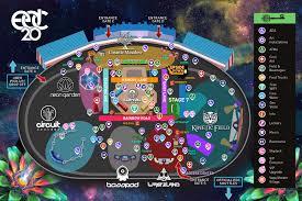 The Linq Las Vegas Map by Edc Las Vegas Festival Report Tmobile
