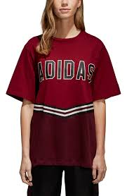 adidas crop top sweater s adidas clothing nordstrom