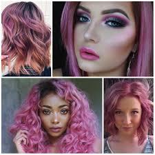 rose quartz hottest hair color of 2018 u2013 best hair color ideas