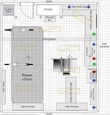 Wood Shop Floor Plans 193 Best Woodworking Shops Images On Pinterest Workshop Ideas