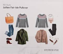 running from the law stitch fix reveal winter holiday edition
