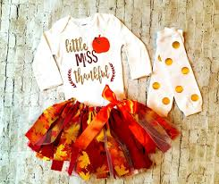 baby clothes thanksgiving glitter miss thankful