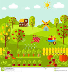 fruit garden clipart clipartsgram com