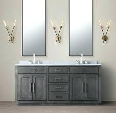 Restoration Hardware Vanity Lights Wall Sconce Lighting Restoration Hardware Bathroom Harmon Pendant
