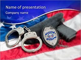 crime powerpoint template smiletemplates com