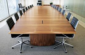 Conference Meeting Table Enchanting Wooden Meeting Table 22 Wooden Conference Table Fohk