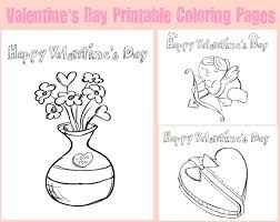 Valentine S Day Kids Printable Coloring Pages Day Printable Coloring Pages