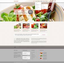 delicioso delicious wordpress restaurant theme by cssmania