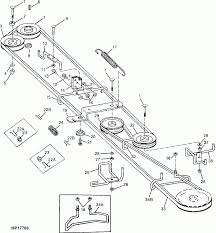stx38 yellow deck parts diagram john deere stx38 yellow deck belt