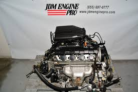 01 05 honda civic lx 1 7l non vtec engine d17a manual transmission