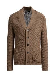brown sweater sweaters and cardigans for knitwear collection zegna