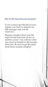 right resume format how to create resume best resume samples in 2016