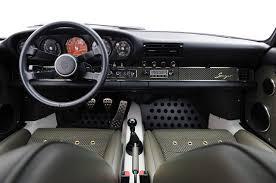 vintage porsche wheels singer 911 in classic white 6speedonline porsche forum and