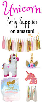unicorn party supplies unicorn party supplies on southern made simple