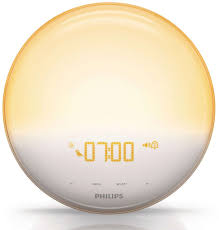 Philips Wake Up Light With Colored Sunrise Simulation Philips Hf3520 Wake Up Light Colored Sunrise Simulation Review