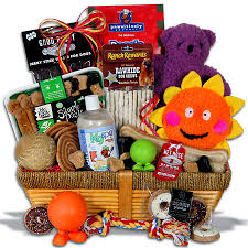 pet gift baskets ultimate pered dog gift basket pered pets 3