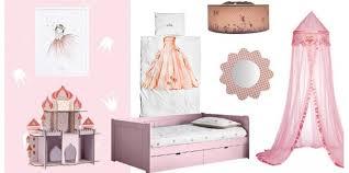 chambre enfant princesse des fées des princesses pour une déco