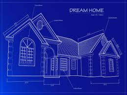 design blueprints blueprint for house at impressive home design blueprints plans by