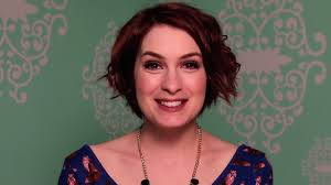what is felicia day s hair color when pals write books the felicia day story coming soon nerdist
