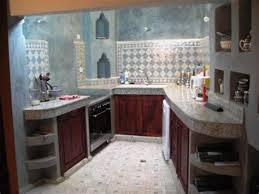 maroc cuisine traditionnel decoration peinture cuisine couleur 5 d233coration cuisine
