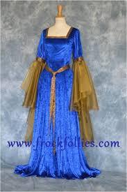 medieval wedding dress renaissance wedding gown elvish dress