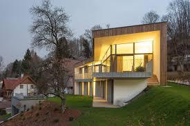 modern house plans slope steep sloped roof hoe inspirations