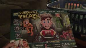 bower plays operation escape room board game youtube