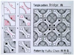 zentangle pattern trio 227 best zentangle patterns 6 images on pinterest zentangle