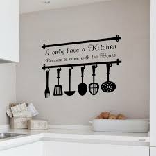 kitchen wall mural ideas wall decal word decals for walls ideas wall sticker quotes for