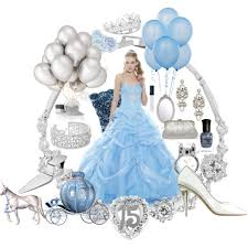 cinderella themed quinceanera ideas cinderella fairytale sweet fifteen theme polyvore